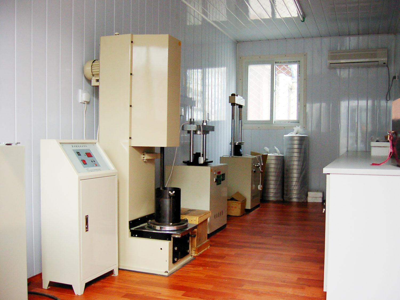 Лабораторное оборудование для АБЗ